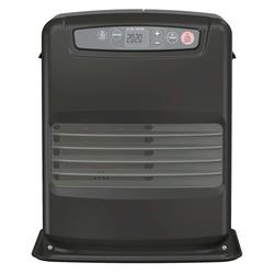 Qlima - Stufa Portatile Combustibile Tectro 3.0 kW, Oil electric space heater, Interno, Pavimento, Nero, LCD, Touch