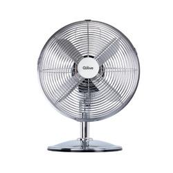 Qilive - Ventilatore da tavolo Diametro 30 cm,  3 Velocità  866027