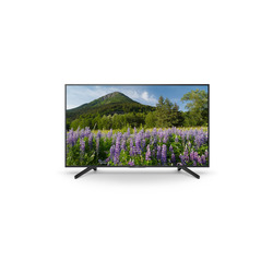 "Sony - KD-49XF7096, 123,2 cm (48.5""), 3840 x 2160 Pixel, 4K Ultra HD, Smart TV, Wi-Fi, Nero"