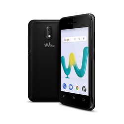 """Wiko - Sunny 3 Mini, 10,2 cm (4""""), 0,512 GB, 8 GB, 2 MP, Android 8.0, Nero"""