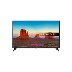 "LG - 49UK6200PLA, 124,5 cm (49""), 3840 x 2160 Pixel, LED, Smart TV, Wi-Fi, Nero"