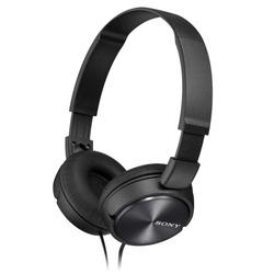 Sony - MDR-ZX310AP, Cablato, Padiglione auricolare, Stereofonico, 10 - 24000 Hz, 98 dB, Nero