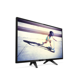 "Philips - 4000 series TV LED ultra sottile Full HD 32PFS4132/12, 81,3 cm (32""), 1920 x 1080 Pixel, Full HD, LED, DVB-C,DVB-S,DVB-S2,DVB-T,DVB-T HD,DVB-T2, Nero"