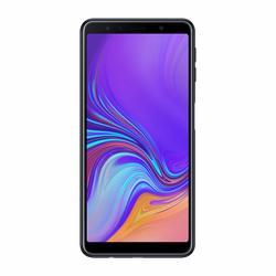 Samsung - Galaxy A7 2018 Black