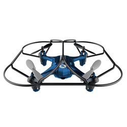 Twodots - BLUE JAY, 4 rotori, 2 MP, 1280 x 720 Pixel, 30 m, 300 mAh, Nero, Blu