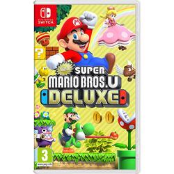 NINTENDO - Super Mario Bros. U Deluxe - per Nintendo Switch