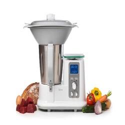 Qilive - Robot da cucina 1,2 lt,  500 W, 2 velocità