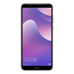 Huawei - Smartphone  Y7 (2018) Nero 16 GB 4G/LTE Display 5.99""