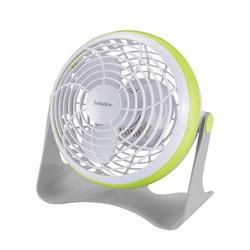 SELECLINE - ventilatore domestico con pale Verde, Bianco USB 15 CM 2 VELOCITÀ 866014