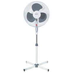 DCG Eltronic - ventilatore Ventilatore domestico con pale Nero, Bianco DCG Eltronic VE1625