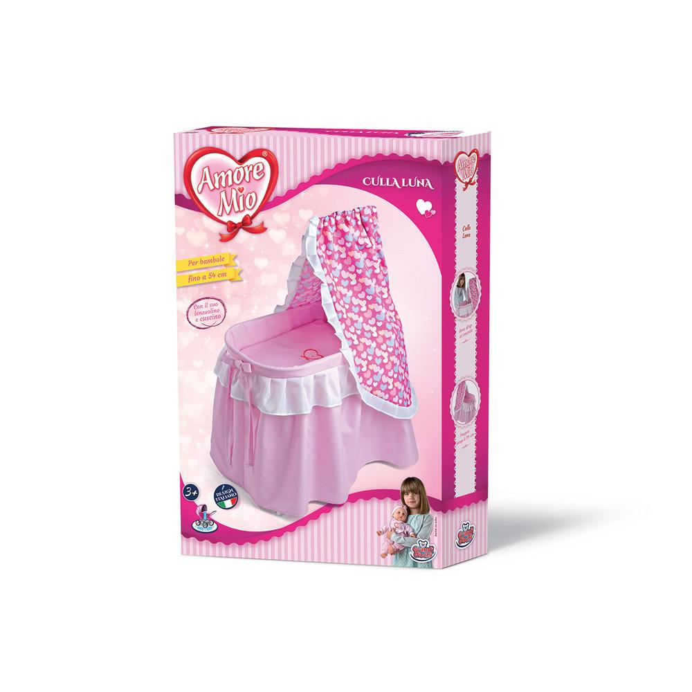6d2b640f6c73 GRANDI GIOCHI Amore Mio Culla Luna - shop online su Auchan