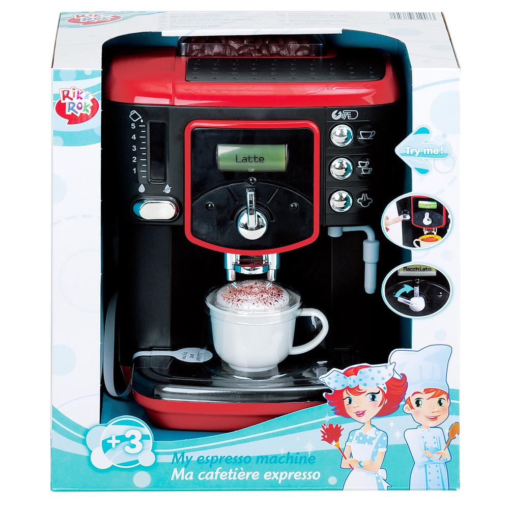 Rik rok macchina del caff shop online su auchan - Macchina del caffe bar ...