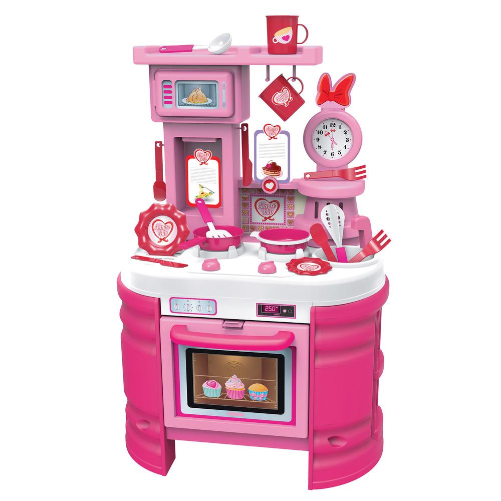 02d870ac3101 GRANDI GIOCHI Cucina Amore Mio - shop online su Auchan