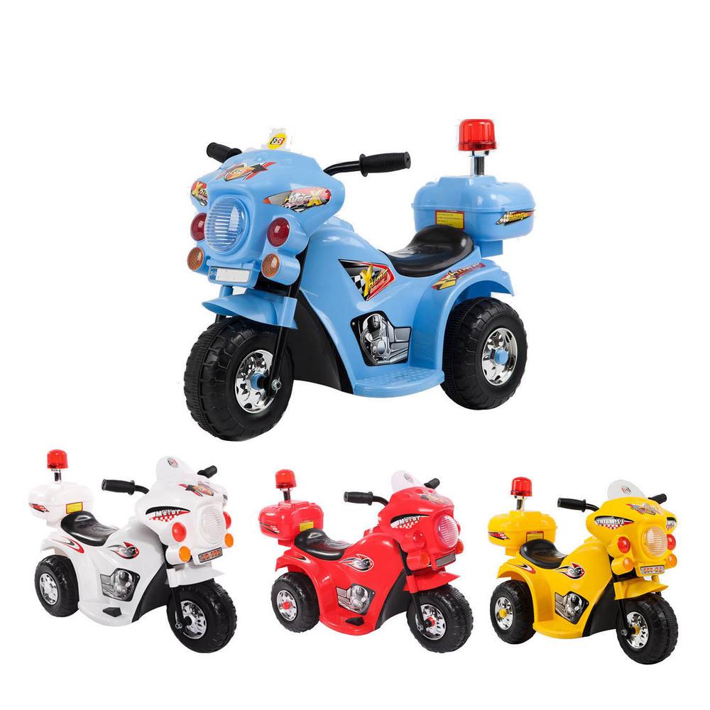 Moto Police Luci E Suoni (Prodotti assortiti)