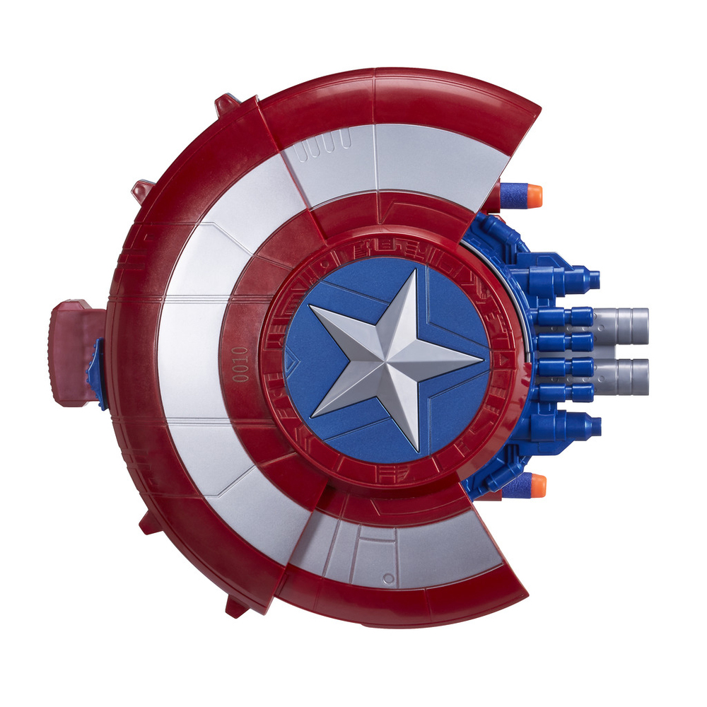 Hasbro Marvel Avengers Scudo Di Capitan America Con Spara Dardi