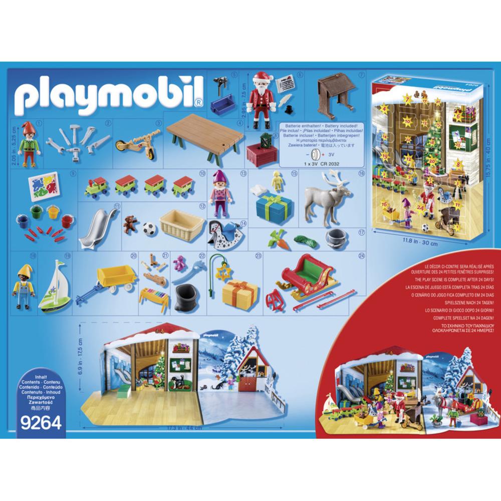 Calendario Avvento Playmobil.Playmobil