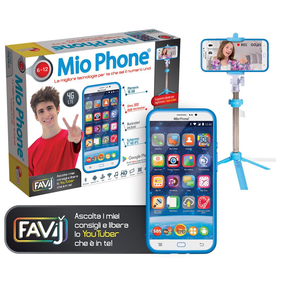 """Mio Phone 5"""" 4G-Lte Youtuber"""