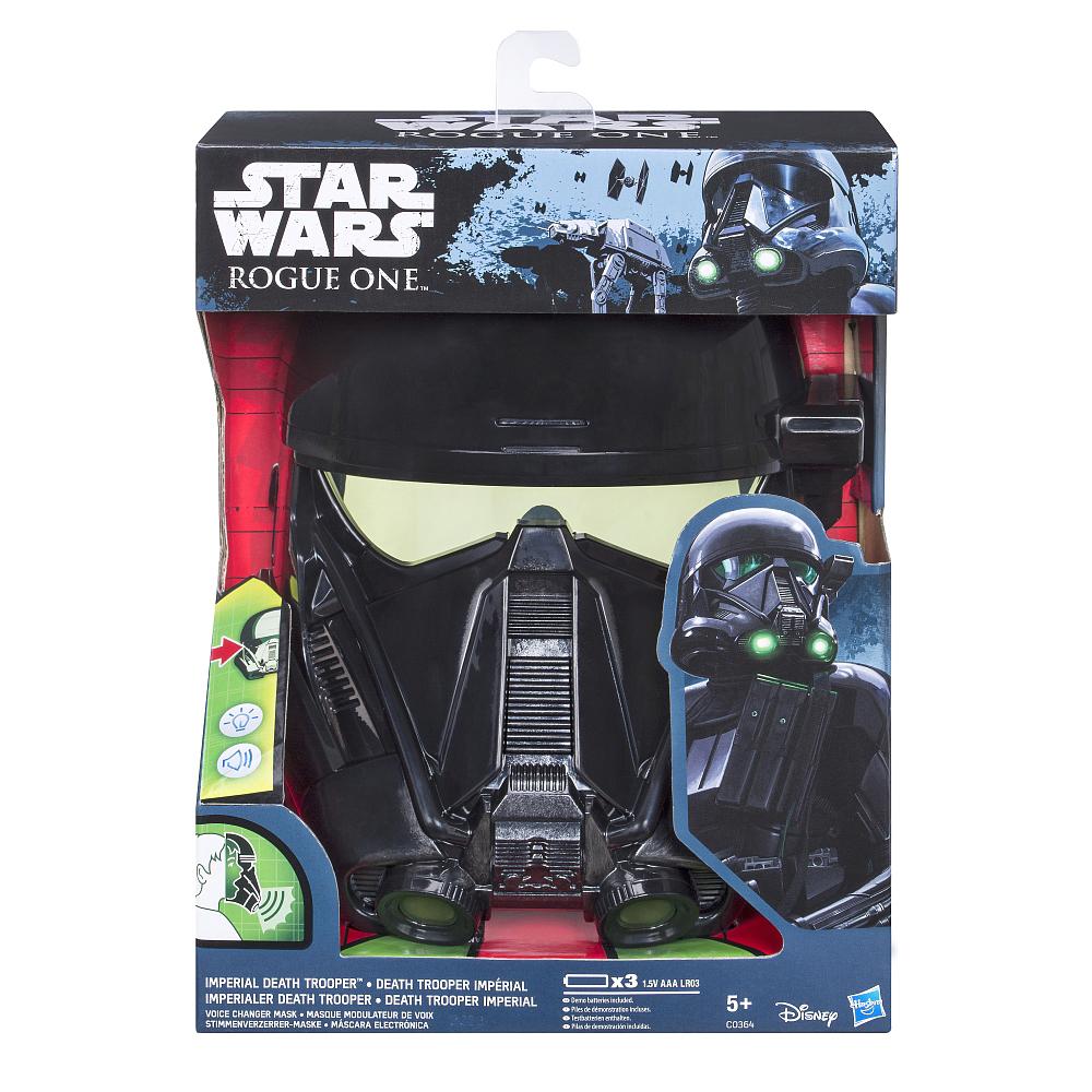 Star Wars S1 Rp Eletronic Mask