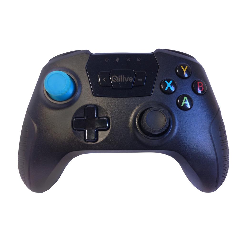 Q.8609, Gamepad, Android, PC, Playstation 3, Analogico/Digitale, Indietro, Casa, Menu, Con cavo e senza cavo, USB