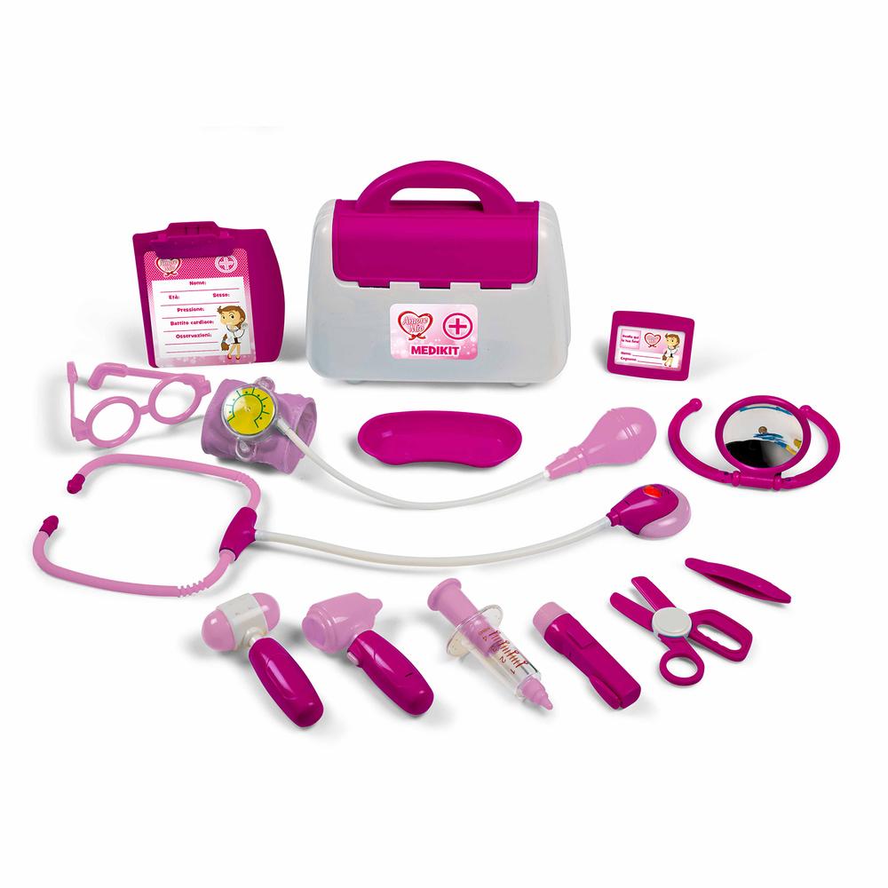 841031ab0d33 GRANDI GIOCHI Amore Mio Set Dottore Con Luci E Suoni - shop online ...