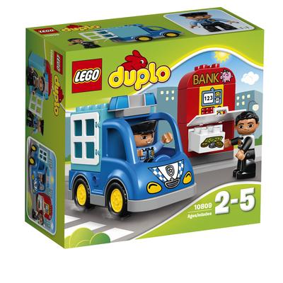 10809 - Auto della Polizia