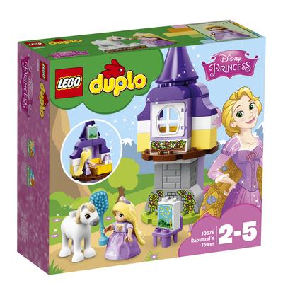 10878 - La torre di Rapunzel