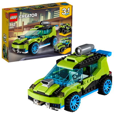 31074 - Auto Da Rally Rocket