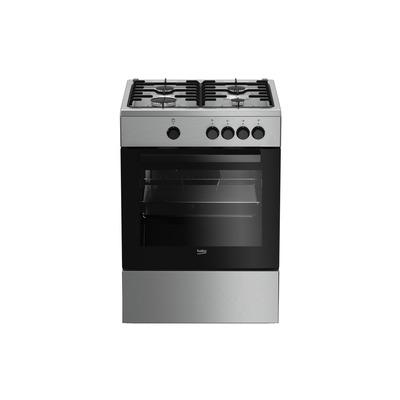 Cucina A Gas 4 Fuochi, Classe A, Inox FSG 62000 DX