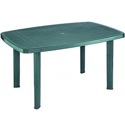 Tavoli E Sedie Da Giardino Auchan.Ipae Progarden Tavolo 90x140 Cm Verde Shop Online Su Auchan