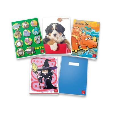 5 Maxiquaderni Compilation Bambini rigatura 0Q quaderno