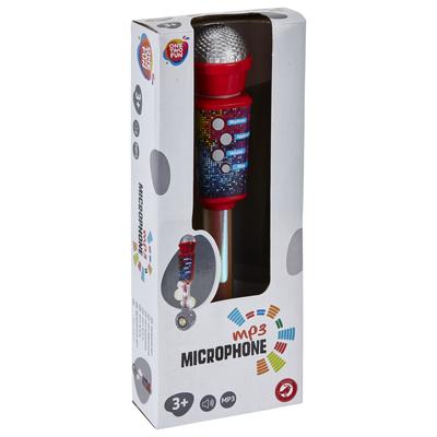 MICROFONO C/COLL. MP3