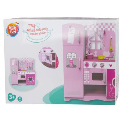 Auchan Sedie Da Giardino.One Two Fun La Mia Cucina In Legno Shop Online Su Auchan