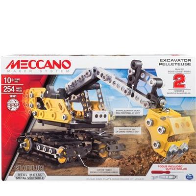 Ombrellone A Braccio Auchan.Spin Master Meccano Escavatore Shop Online Su Auchan