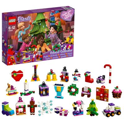 Tavoli E Sedie Da Giardino Auchan.Lego 41353 Lego Friends Calendario Dell Avvento Shop Online