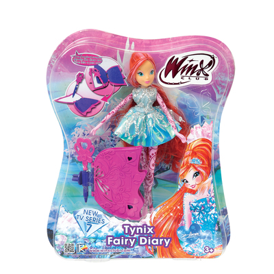 Winx Tynix Fairy Diary Tbc
