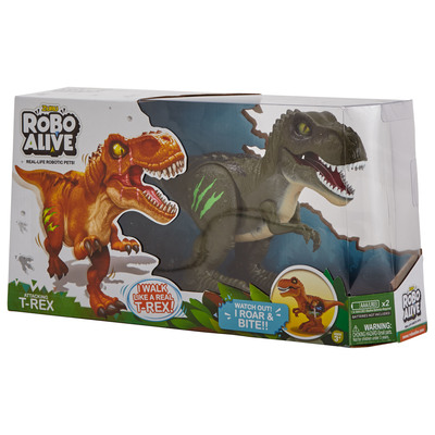 Robo Alive: T-Rex