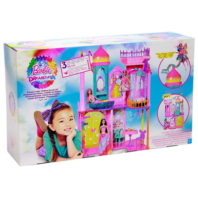 Barbie Castello Arcobaleno